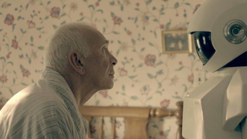 Robot & Frank: robots in de zorg film